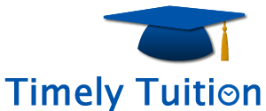 Timely Tuition Logo